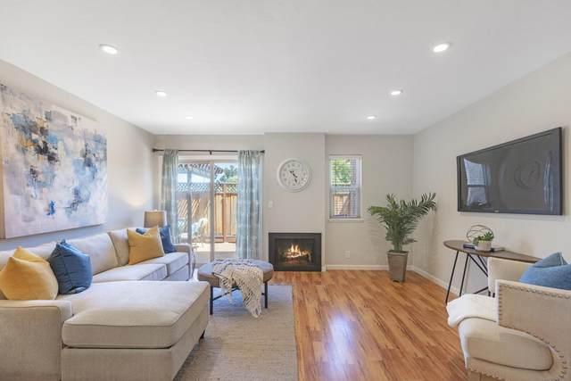 433 W Rincon Ave M, Campbell, CA 95008 (#ML81839349) :: Intero Real Estate