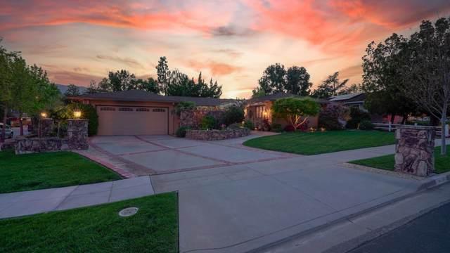 6599 Little Falls Dr, San Jose, CA 95120 (#ML81839353) :: The Goss Real Estate Group, Keller Williams Bay Area Estates