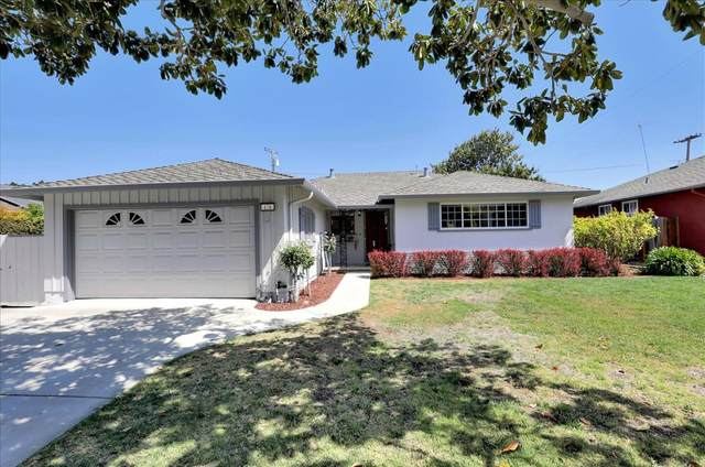 178 S Mary Ave, Sunnyvale, CA 94086 (#ML81839359) :: Intero Real Estate