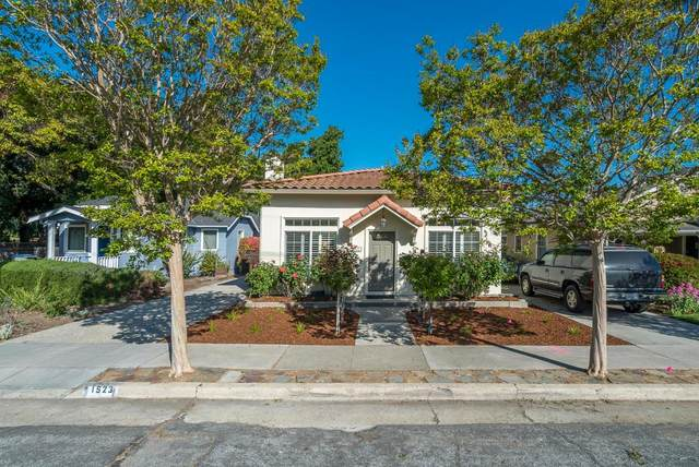 1523 Hester Ave, San Jose, CA 95126 (#ML81839379) :: RE/MAX Gold