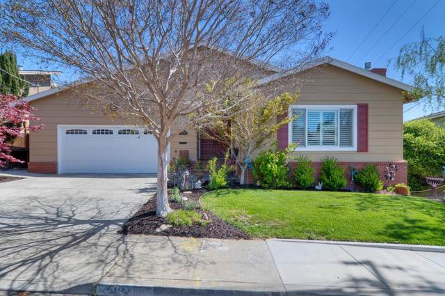 1001 Crestview Dr, San Carlos, CA 94070 (#ML81839393) :: RE/MAX Gold