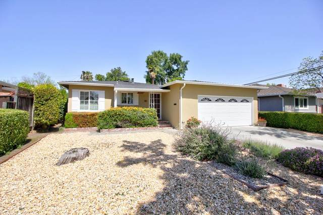 1477 Revere Ave, San Jose, CA 95118 (#ML81839406) :: The Goss Real Estate Group, Keller Williams Bay Area Estates