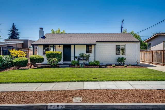 2492 Sunny Vista Dr, San Jose, CA 95128 (#ML81839412) :: The Goss Real Estate Group, Keller Williams Bay Area Estates
