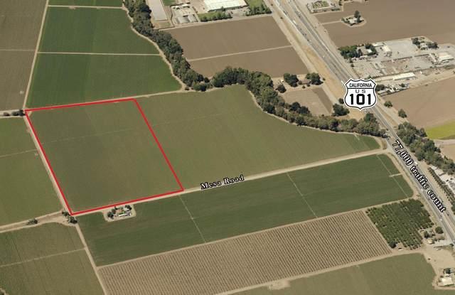 0 Mesa Rd, Gilroy, CA 95020 (#ML81839431) :: Robert Balina | Synergize Realty