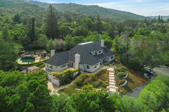 15806 Hidden Hill Rd, Los Gatos, CA 95030 (#ML81839434) :: Robert Balina | Synergize Realty