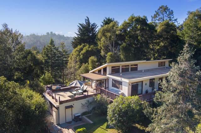 2250 Redwood Dr, Aptos, CA 95003 (#ML81839439) :: The Sean Cooper Real Estate Group