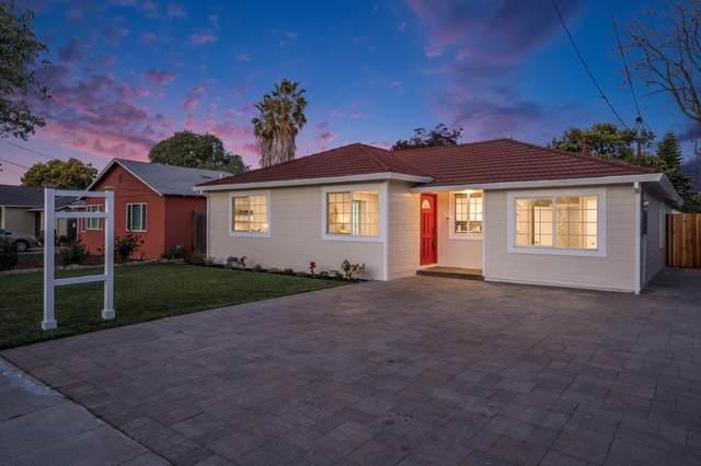 586 Borregas Ave, Sunnyvale, CA 94085 (#ML81839450) :: The Sean Cooper Real Estate Group