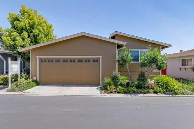 437 Chateau La Salle Dr 437, San Jose, CA 95111 (#ML81839453) :: Intero Real Estate