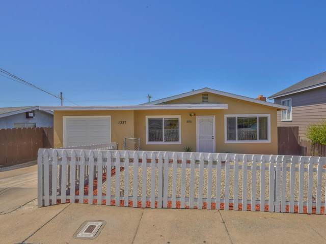 1337 Soto St, Seaside, CA 93955 (#ML81839481) :: Intero Real Estate