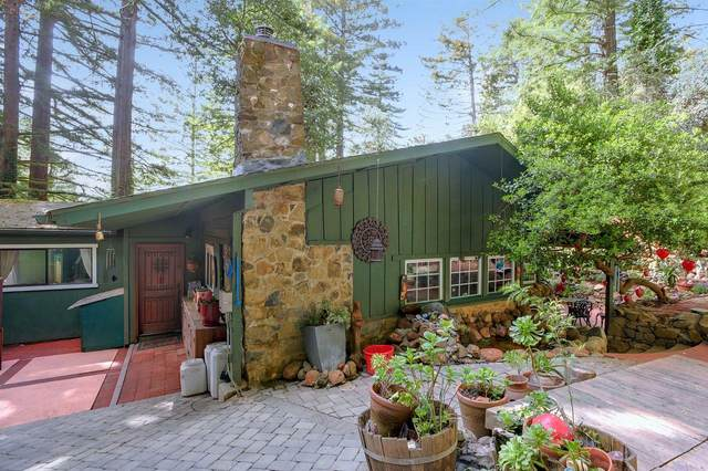 209-211 Huckleberry Trl, Woodside, CA 94062 (#ML81839496) :: Intero Real Estate