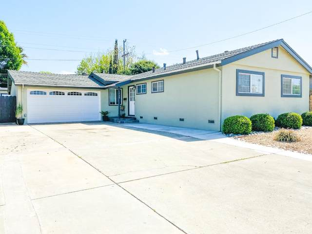 1588 Sabina Way, San Jose, CA 95118 (#ML81839500) :: Intero Real Estate
