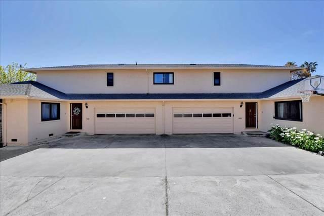 4032-4034 Davis St, Santa Clara, CA 95054 (#ML81839509) :: Robert Balina | Synergize Realty