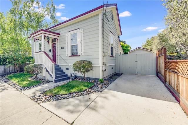112 Towne Ter, Santa Cruz, CA 95060 (#ML81839535) :: The Sean Cooper Real Estate Group