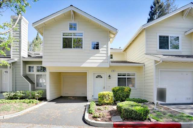 128 Ada Ave 20, Mountain View, CA 94043 (#ML81839551) :: Robert Balina | Synergize Realty