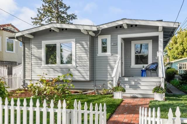 1249 Laguna Ave, Burlingame, CA 94010 (#ML81839562) :: The Gilmartin Group