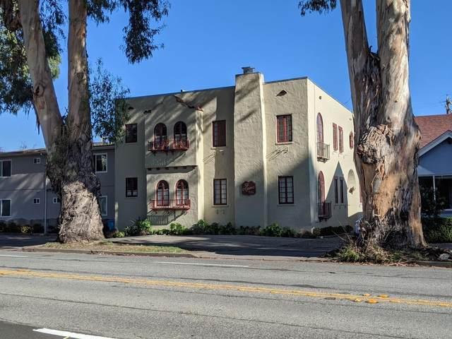1136 El Camino Real 1, Burlingame, CA 94010 (#ML81839566) :: The Gilmartin Group