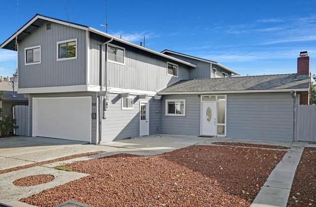 562 Morse Ave, Sunnyvale, CA 94085 (#ML81839570) :: The Sean Cooper Real Estate Group