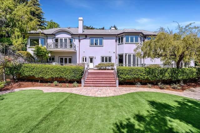 11681 Dawson Dr, Los Altos Hills, CA 94024 (#ML81839583) :: Intero Real Estate
