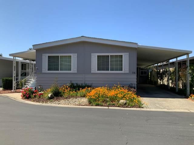 54 Creekside Dr 54, Morgan Hill, CA 95037 (#ML81839606) :: Robert Balina | Synergize Realty