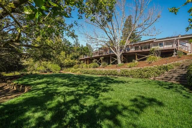 12821 Alta Tierra Rd, Los Altos Hills, CA 94022 (#ML81839609) :: Intero Real Estate