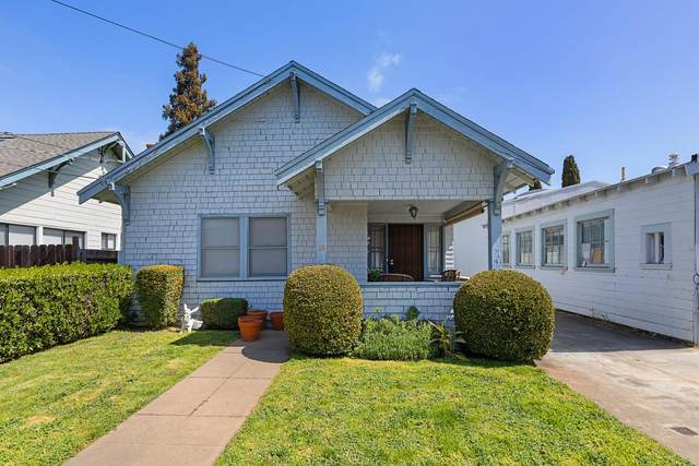28 Anita Rd, Burlingame, CA 94010 (#ML81839611) :: The Kulda Real Estate Group