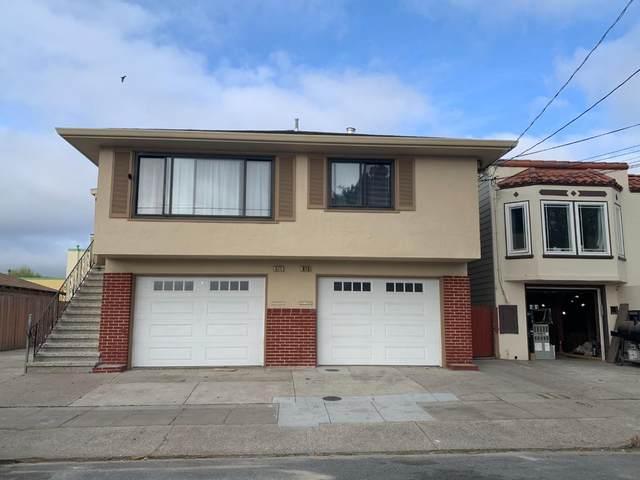 811 Easton Ave, San Bruno, CA 94066 (#ML81839628) :: The Sean Cooper Real Estate Group