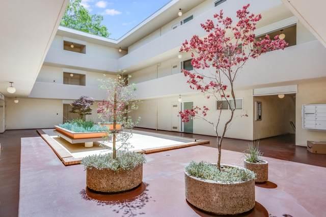 455 Grant Ave 5, Palo Alto, CA 94306 (#ML81839632) :: Schneider Estates