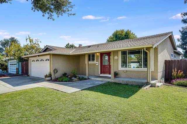 2116 Dalton Way, Union City, CA 94587 (#ML81839639) :: The Kulda Real Estate Group