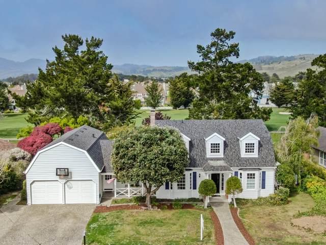 417 Greenbrier Rd, Half Moon Bay, CA 94019 (#ML81839643) :: The Kulda Real Estate Group