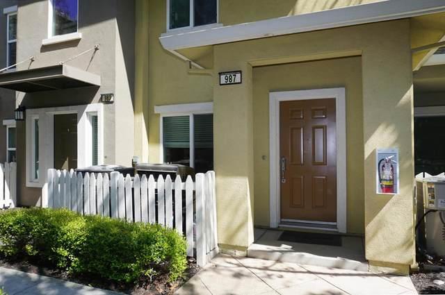 987 Alta Mar Ter, San Jose, CA 95126 (#ML81839656) :: The Goss Real Estate Group, Keller Williams Bay Area Estates