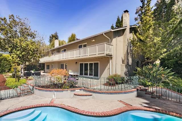 1015 Trinity Dr, Menlo Park, CA 94025 (#ML81839701) :: The Sean Cooper Real Estate Group