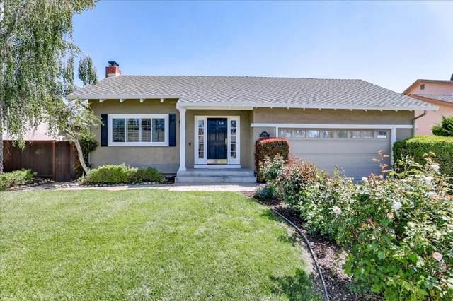 1506 Ramita Ct, San Jose, CA 95128 (#ML81839709) :: The Kulda Real Estate Group