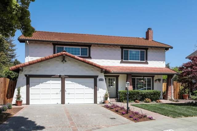 650 Towle Pl, Palo Alto, CA 94306 (#ML81839740) :: The Sean Cooper Real Estate Group
