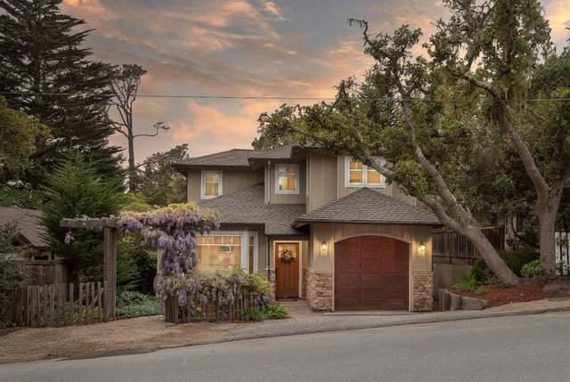 2 NW Carpenter & 4th Ave, Carmel, CA 93921 (#ML81839742) :: Alex Brant