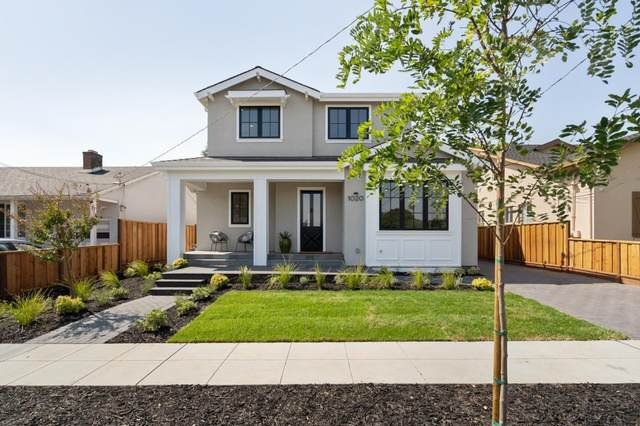 1020 Toyon Dr, Burlingame, CA 94010 (#ML81839752) :: Robert Balina | Synergize Realty