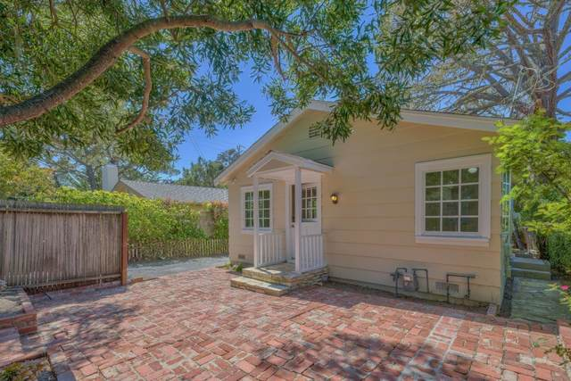 2 NW Lobos & 2nd St, Carmel, CA 93923 (#ML81839764) :: The Kulda Real Estate Group