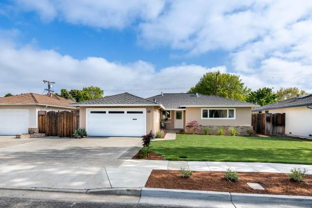 983 Carson Dr, Sunnyvale, CA 94086 (#ML81839772) :: The Kulda Real Estate Group