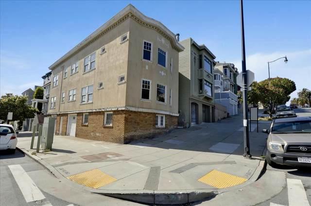1296 Dolores St, San Francisco, CA 94110 (#ML81839789) :: Alex Brant