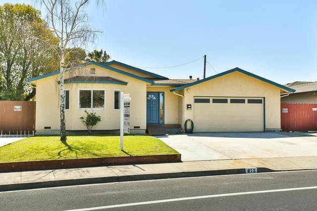 872 Laurie Ave, Santa Clara, CA 95054 (#ML81839793) :: The Goss Real Estate Group, Keller Williams Bay Area Estates