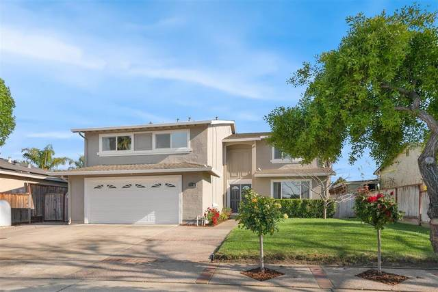 710 W 8th St, Gilroy, CA 95020 (#ML81839825) :: The Sean Cooper Real Estate Group