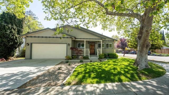 702 Georgia Ave, Sunnyvale, CA 94085 (#ML81839835) :: Intero Real Estate