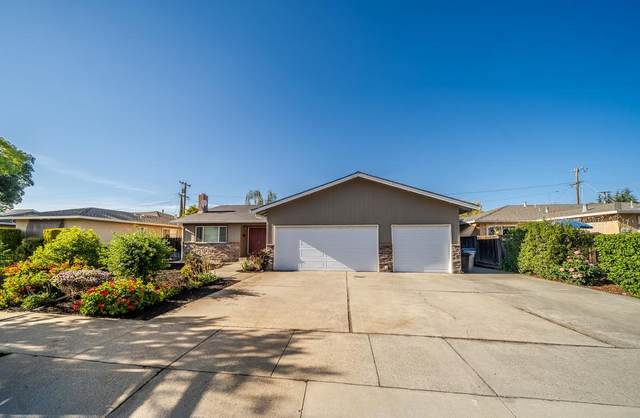5741 Preston Dr, San Jose, CA 95124 (#ML81839887) :: The Goss Real Estate Group, Keller Williams Bay Area Estates