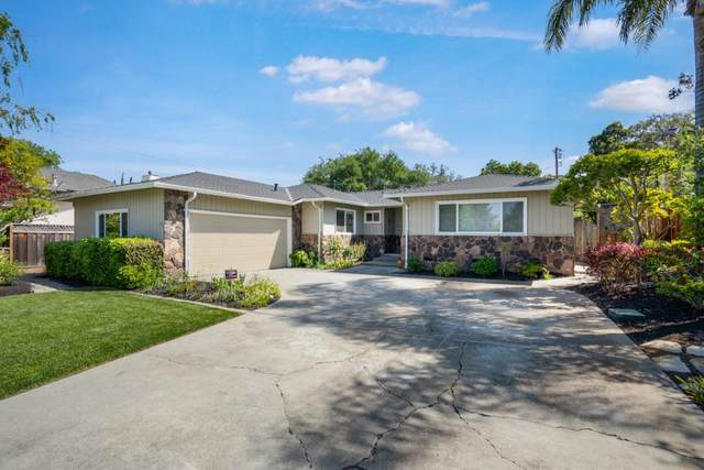 5997 Vista Loop, San Jose, CA 95124 (#ML81839931) :: The Sean Cooper Real Estate Group