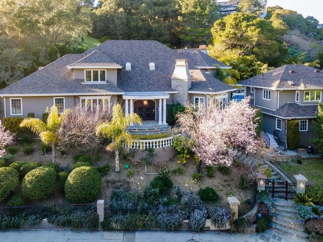 35 Brooke Ct, Hillsborough, CA 94010 (#ML81839943) :: The Kulda Real Estate Group