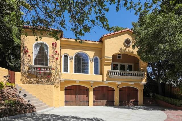 60 Rogers St, Los Gatos, CA 95030 (#ML81839946) :: The Goss Real Estate Group, Keller Williams Bay Area Estates