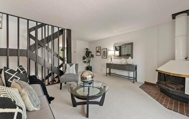 4020 Farm Hill Blvd 1, Redwood City, CA 94061 (#ML81839949) :: The Sean Cooper Real Estate Group