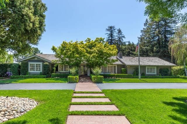 23300 Eastbrook Ave, Los Altos, CA 94024 (#ML81839991) :: Alex Brant