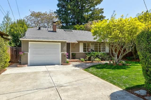 272 Marmona Dr, Menlo Park, CA 94025 (#ML81840000) :: The Sean Cooper Real Estate Group