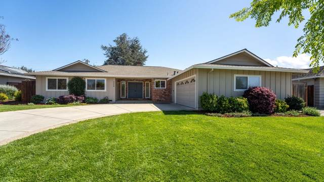 3354 Pearltone Dr, San Jose, CA 95117 (#ML81840012) :: The Sean Cooper Real Estate Group