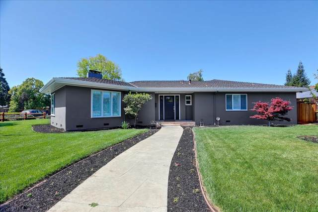 1995 Meridian Ave, San Jose, CA 95125 (#ML81840016) :: The Goss Real Estate Group, Keller Williams Bay Area Estates